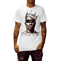 THE KING WHITE TEE