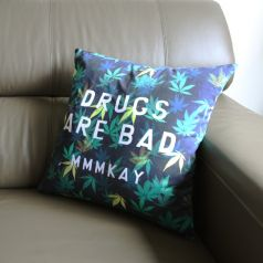 MMM KAY CUSHION COVER